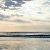 Человек и океан :: Ксения Богомазова