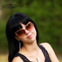 Девушка в очках :: OLIVKA Olivka