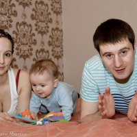 Семейная съемка :: Татьяна Майорова