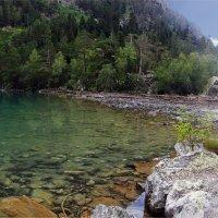 Очарование горных озер... :: Николай Глазьев