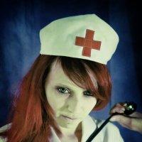 Кира-медсестра :: Кира Панина