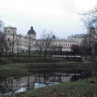Большой Гатчинский дворец. :: Kiril Stupin