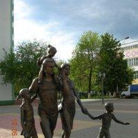 Памятник семье :: Наталья Рябова