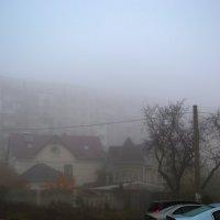 Набережная туманов 4 :: Александр Бодягин