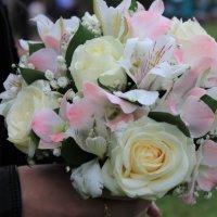 Свадебный букет :: Светлана Паламарчук