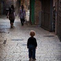 Иерусалим.Старый город. :: Михаил Левит