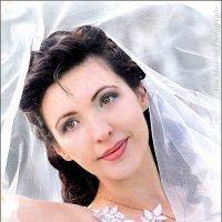 портрет невесты :: Алла Мутелика