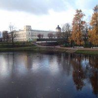 Дворец. :: Kiril Stupin