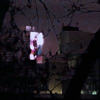Акварельная ночь :: Яна Сабурова