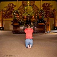 Буддийский храм. Вьетнам, Далат. :: Виктор Торба