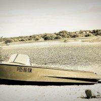 Лодка на берегу :: Татьяна Фролова