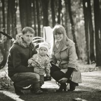 Счастливая семья :: Татьяна Майорова