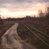 путь домой :: Евгения Маркелова