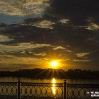 закат :: Владимир Кузменков