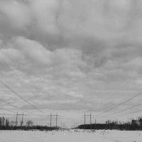 в небо :: Андрей Карейва