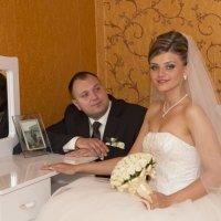 Сергей и Лилия :: Сергей Скуридин