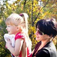 мама всегда знает как удивить своего ребенка :: Наталья Крастилевская