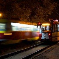 Трамвайчики :: Александр Козачек