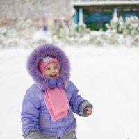 первый снег. Кира :: Татьяна Абдурахманова