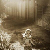 Наперегонки с солнцем :: Елена Ященко