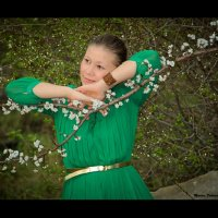 Весна :: Марина Дубанова