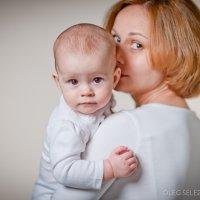 Катя и Алиса :: Олег Селезнев