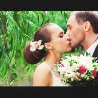 Поцелуй :: Михаил Сафронов
