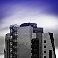 Город ночной :: Ефим Рябов
