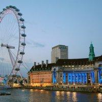 London Eye :: Сергей Лошкарёв