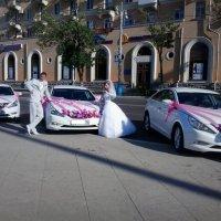 Закажите более 3-х машин на 6 часов и получите скидку :: Аренда для свадьбы Хендай