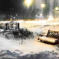 холодная :: Роман Met_t
