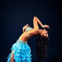 Восточный танец :: Ирина Лунева