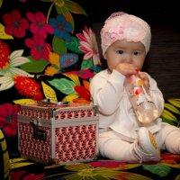 Малышка :: Елена Шабельникова
