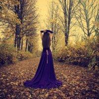 Осенняя готика :: Maria Sulima