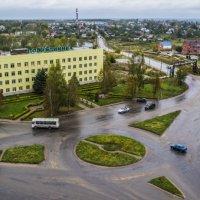 город :: Павел Данилевский
