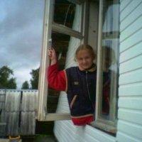 В детстве :: Анастасия Сергиенко