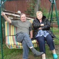 Бабушка и Дедушка :: Анастасия Сергиенко