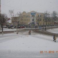 зима :: Наталья Рябова