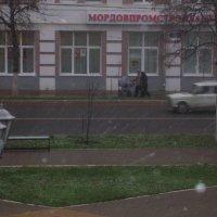 первый снег :: Наталья Рябова