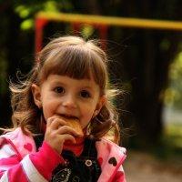 Детство :: Елена Смирнова