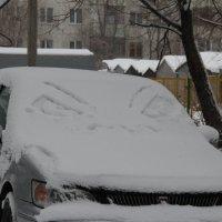 Теперь во всех дворах Сибири :: Алексей Бойко