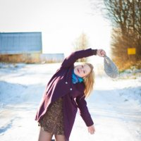 зима пришла :: Вероника Гурина