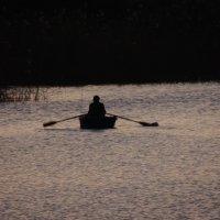 возвращение рыбака домой :: Дария Колчанова