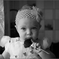 Маленькая леди :: Наталья Долженко