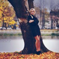 осень :: Ирина Каткова