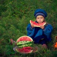 Арбузик :: Любовь Белугина