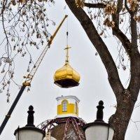 Рождение нового символа Перми :: Дмитрий Казаков