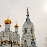 Пермские купола :: Дмитрий Казаков
