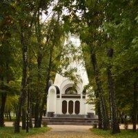 Архитектура на площади :: Ирина Юдина