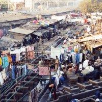 Большая стирка в Дели :: Елена А.